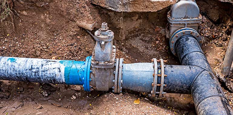Sewer Line Repair & Sewer Pipe Installation Services