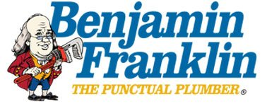 Benjamin Franklin Plumbing logo